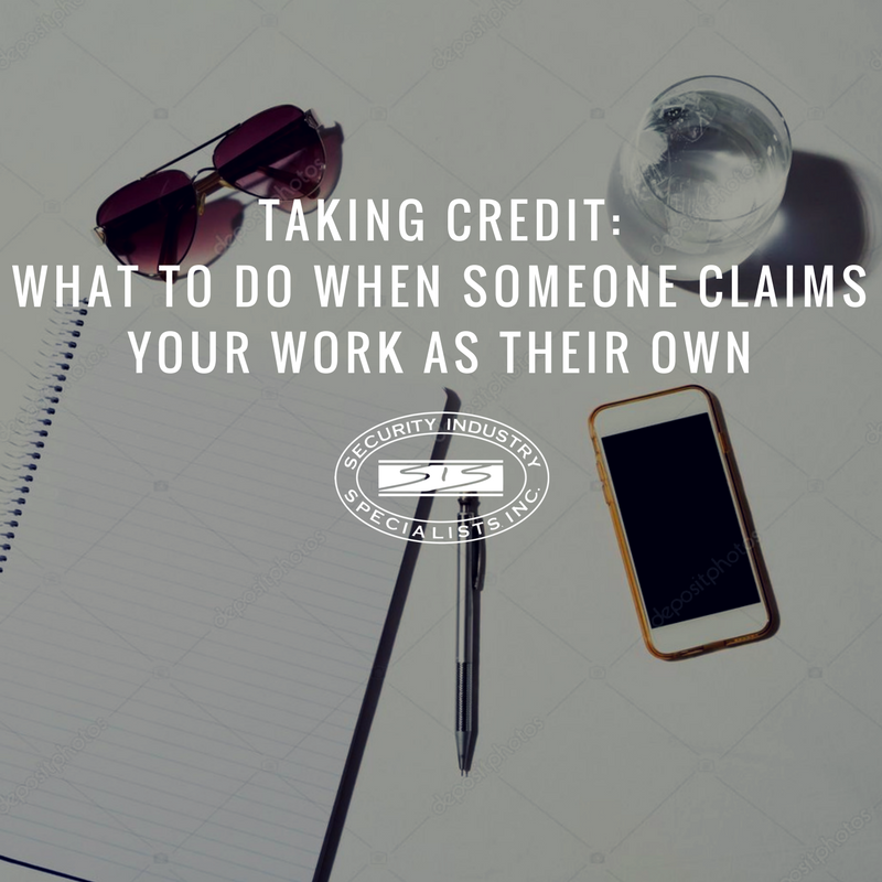 takingcredit